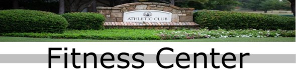 Fitness Center/Athletic Club